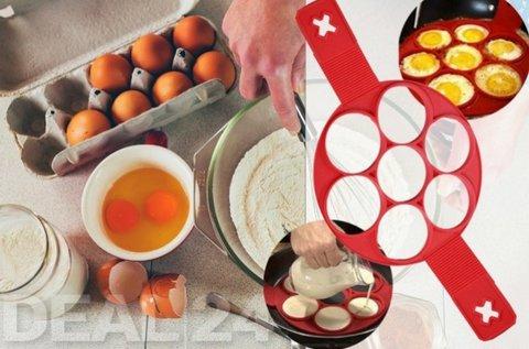 Flippin Fantastic palacsinta- és tojássütő forma