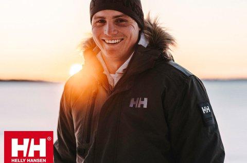 Helly Hansen vízálló, férfi télikabátok kapucnival