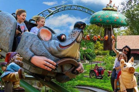Buszos utazás az ausztriai Familyparkhoz