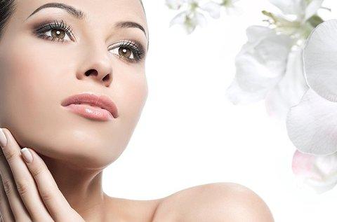 Nagytisztítás gőzöléssel a ragyogó arcbőrért