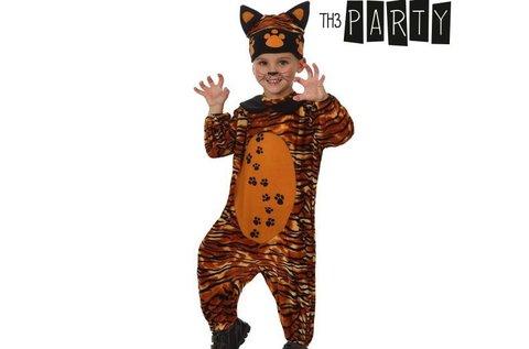 Kisbaba tigris jelmez
