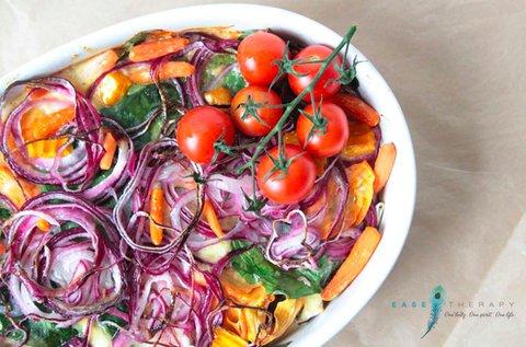Paleo vegán főzőklub 3 fogásos menüvel