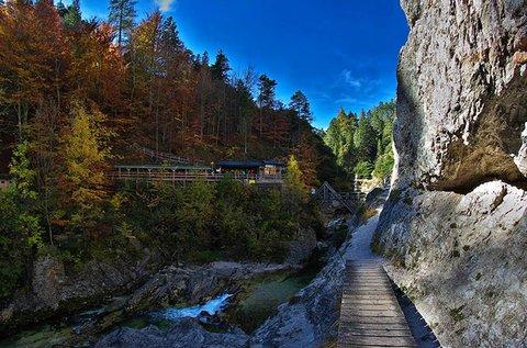 Ötscher-Tormauer Nemzeti Park látogatás 1 főre