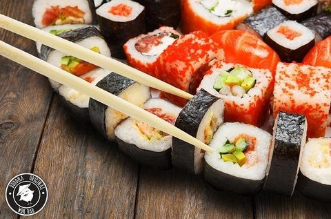 30 db-os sushi válogatás