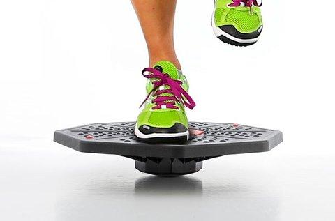 Fitness egyensúlyozó korong