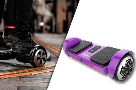 Hoverboard elektromos járgány