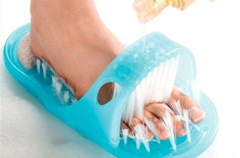 Cascade lábápoló fürdőpapucs