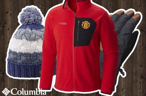 Columbia női és férfi téli ruházatok