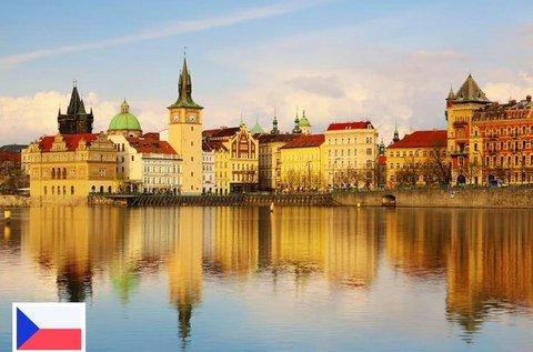 Gondtalan városlátogatás Prágában