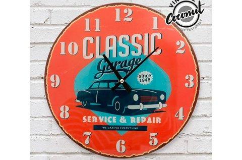 Classic Garage fali óra