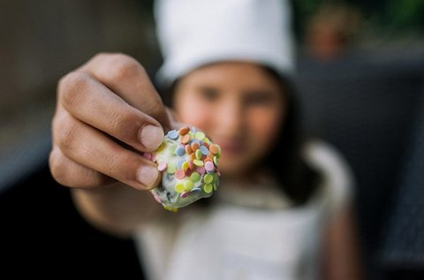 Kézműves csokikészítés gyermekeknek