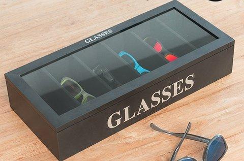 Oh My Home szemüveg rendszerező
