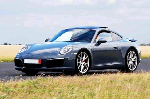 2 körös Porsche 911 Carrera S vezetés