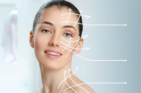 HIFU kezelés arc, nyak és dekoltázs területén