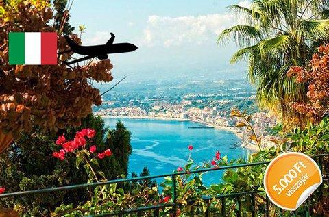 Hosszú hétvége Palermoban repülővel