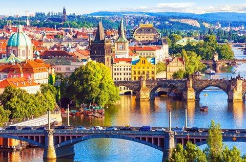 3 napos városlátogatás a száztornyú Prágában