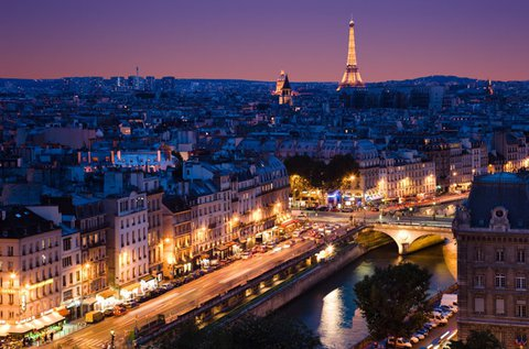 4 nap a szerelem városában, Párizsban