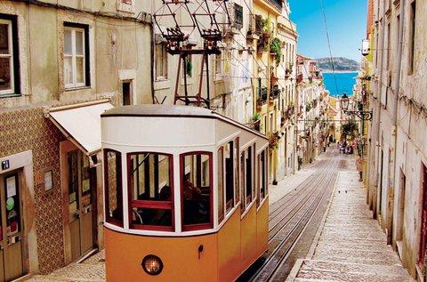 Romantikus utazás a mesés Lisszabonba repülővel