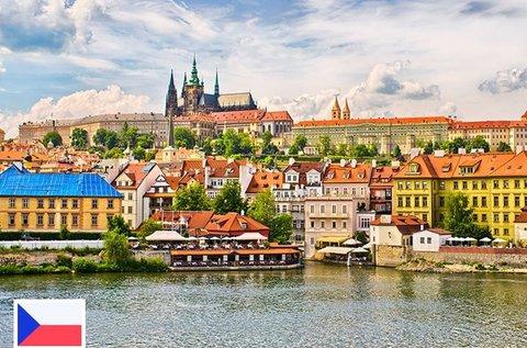Fedezzétek fel a mesés Prága városát!