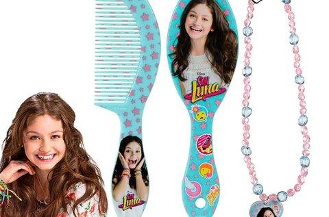 Soy Luna szépítkező készlet lányoknak