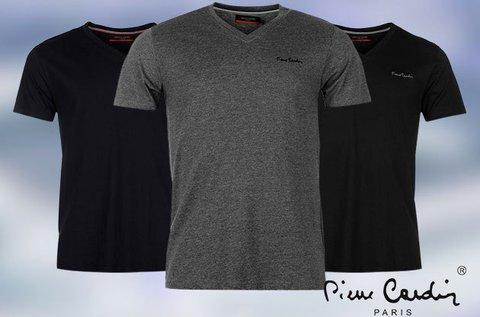 094cbdb722 Pierre Cardin rövid ujjú férfi póló 100% pamutból 5.990 Ft helyett ...