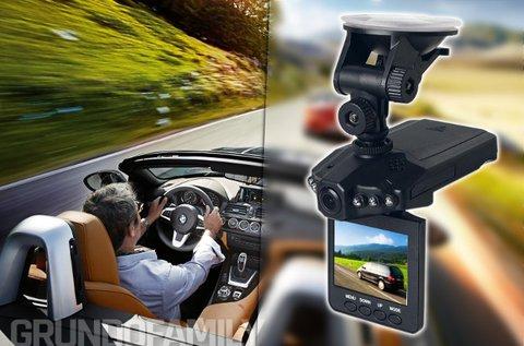 Eseményrögzítő autós fedélzeti kamera