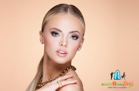 Luxus kollagén kezelés arcra és szemkörnyéken