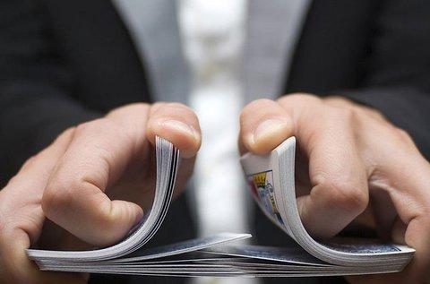 Kártyatrükk tanfolyam Molnár Szabolccsal