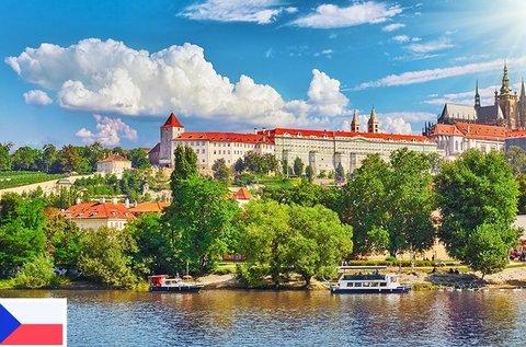 Romantikus wellness Prágában