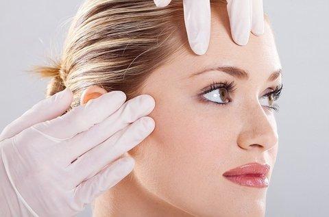 Extrém erős kozmetikai botox kezelés