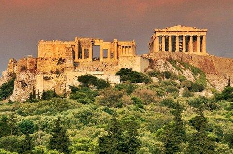 Fedezzétek fel Athént 4 nap alatt!