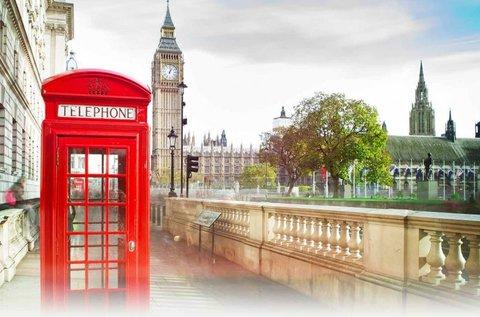 4 napos kiruccanás Londonba repülővel