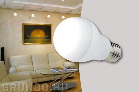 16 W-os LED fényforrás E27-es foglalattal