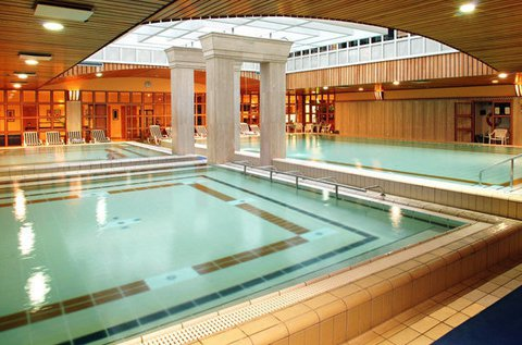 Hétvégi wellness az Aquincum Hotelben