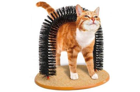 Purrfect Arch masszírozó macskakaparó