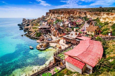Napsütéses vakáció a csodás Máltán repülővel