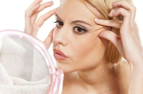 Hatékony botox kezelés arcon