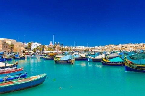 1 hetes vakáció Málta szigetén repülővel