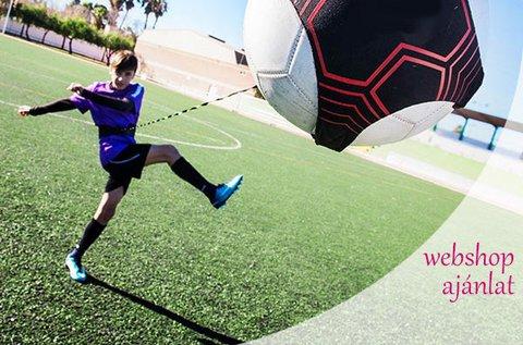 Foci Tréner derékra rögzíthető labdaháló