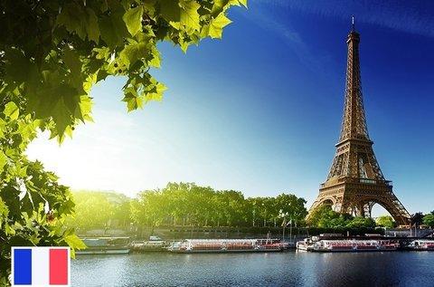 Páros romantika a francia fővárosban, Párizsban