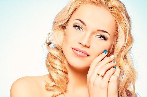 Argán őssejtes vagy arany kaviáros arckezelés