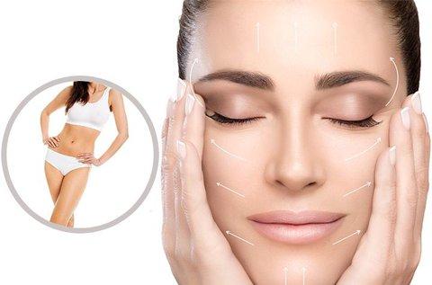 HIFU szemkörnyék, homlok és szarkaláb kezelés