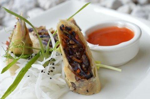 Távol-keleti ízek 3 fogásos menüvel
