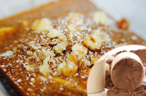 Proteint bele főzőkurzus egészséges desszertekkel