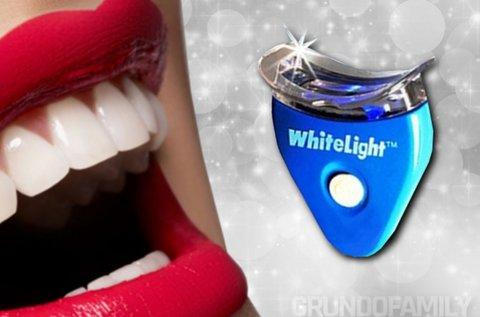 White Light fogfehérítő szett ionizáló lámpával