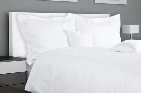 Hófehér, 7 részes pamut ágynemű-garnitúra