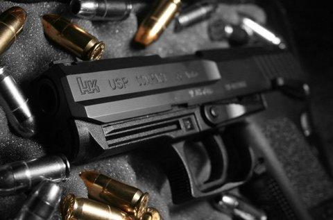 Élménylövészet 80 lövéssel, 5 féle fegyverrel