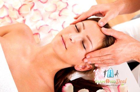 Relax stresszcsökkentő csomag talpreflexológiával