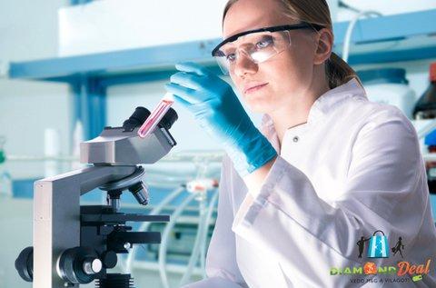 Élő vércsepp analízis + Candida-, ételallergia teszt