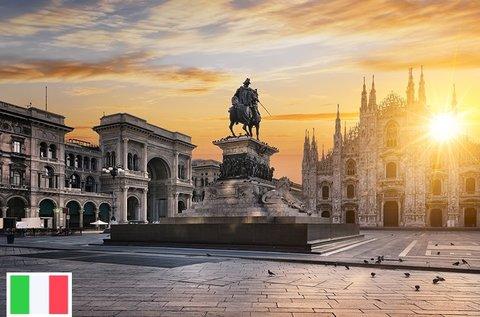 4 napos városnézés Milánóban repülővel